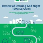 Pilot Evening and Night-Time Local Link Services to Become Permanent - 4 services in Kerry