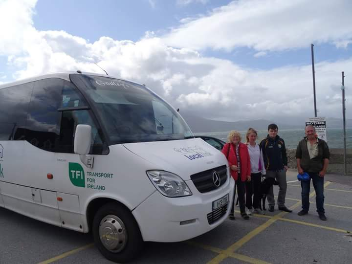 Local Link Kerry Bus Service Kerry