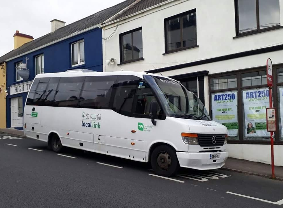 Local Link Kerry Bus - Waterville Stop Seaview