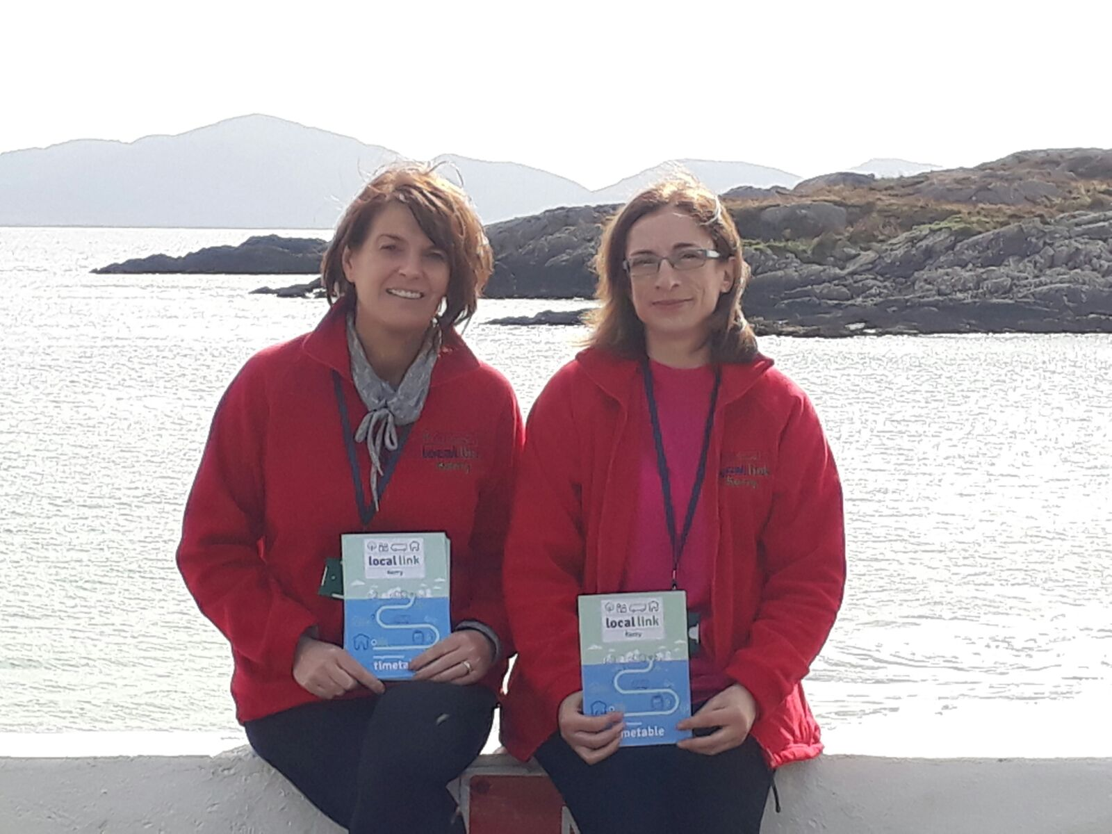 Local Link Kerry - Catheriona and Yvonne - Iveragh Peninsula Kerry