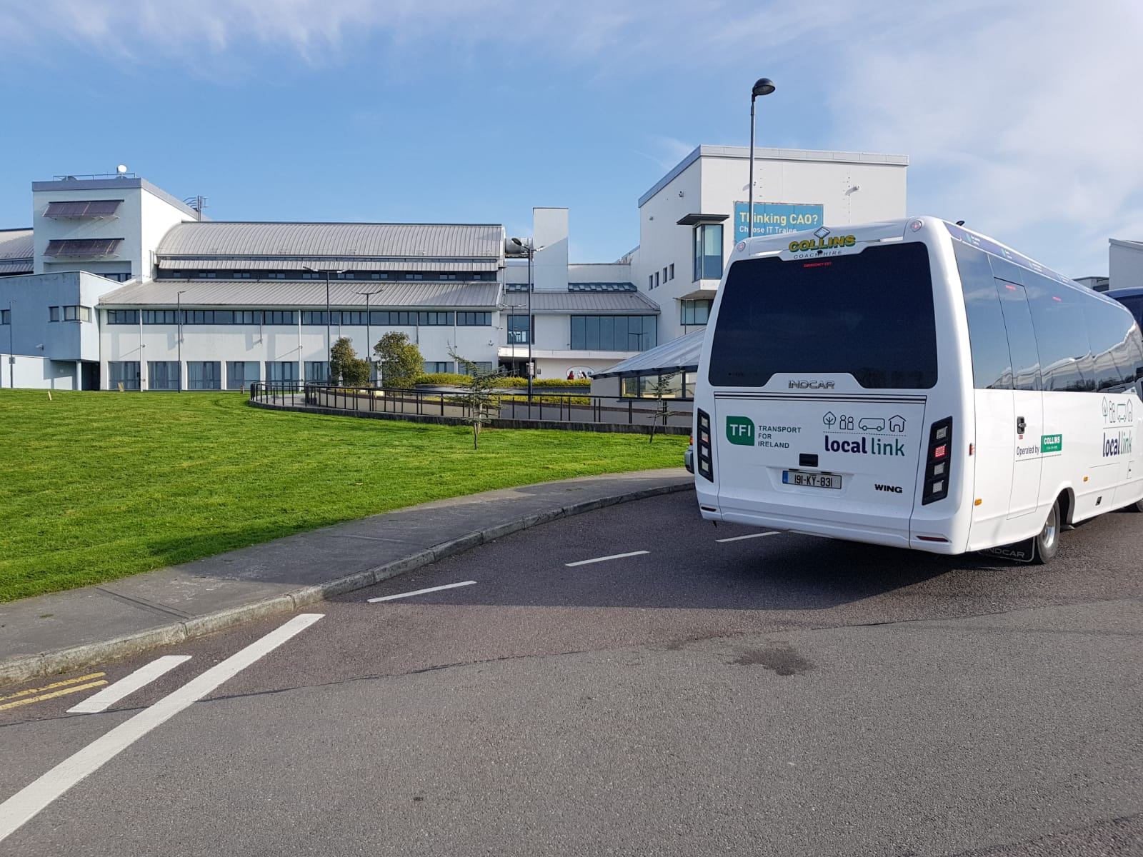 Local Link Kerry College Route Bus Service