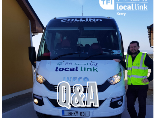 LLK Operator Q&A Series – Paudie Collins of Collins Coach & Cab Hire
